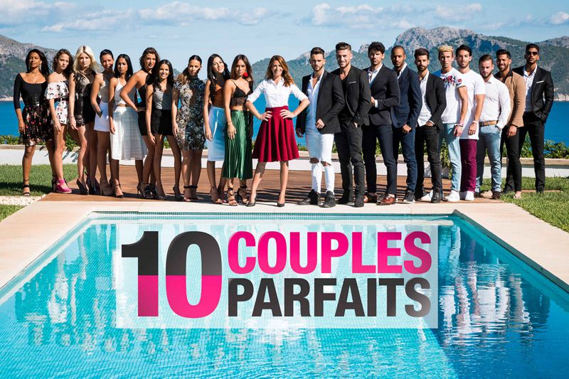 """La saison 2 de """"10 couples parfaits"""" diffusée dès le 24 septembre sur TFX"""