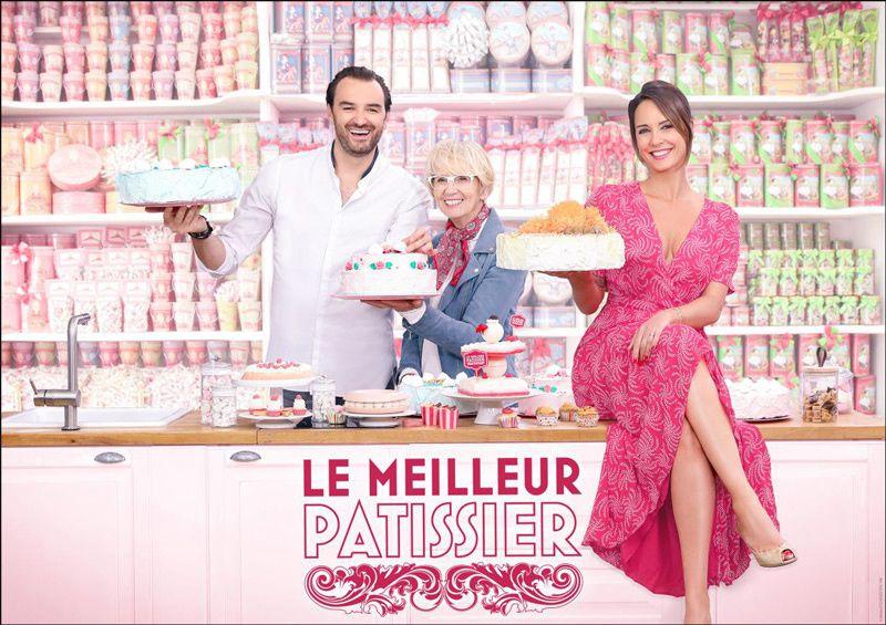 """""""God save the cakes !"""" pour la quatrième soirée de la saison 7 du Meilleur Pâtissier ce soir sur M6"""