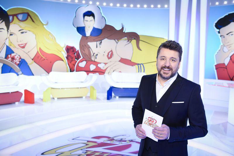 Bruno Guillon dans les Z'amours (Crédit photo : Bernard Barbereau / FTV)
