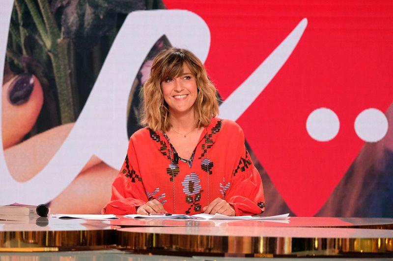 Daphné Burki (Crédit photo : Gilles Gustine / FTV)