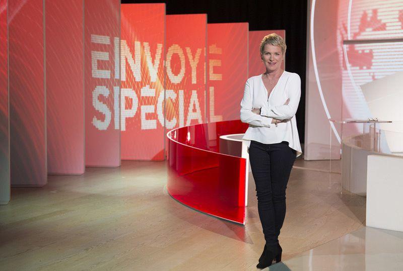 Elise Lucet (Crédit photo : Nathalie Guyon / FTV)