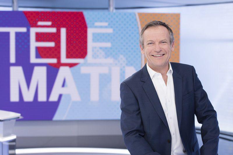 Laurent Bignolas (Crédit photo : Nathalie Guyon / FTV)