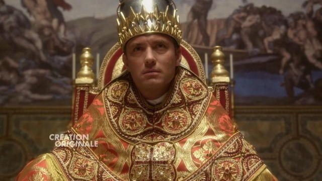 "La Création Originale CANAL+ accompagne Paolo Sorrentino pour ""The New Pope"", la saison 2 de ""The Young Pope"""