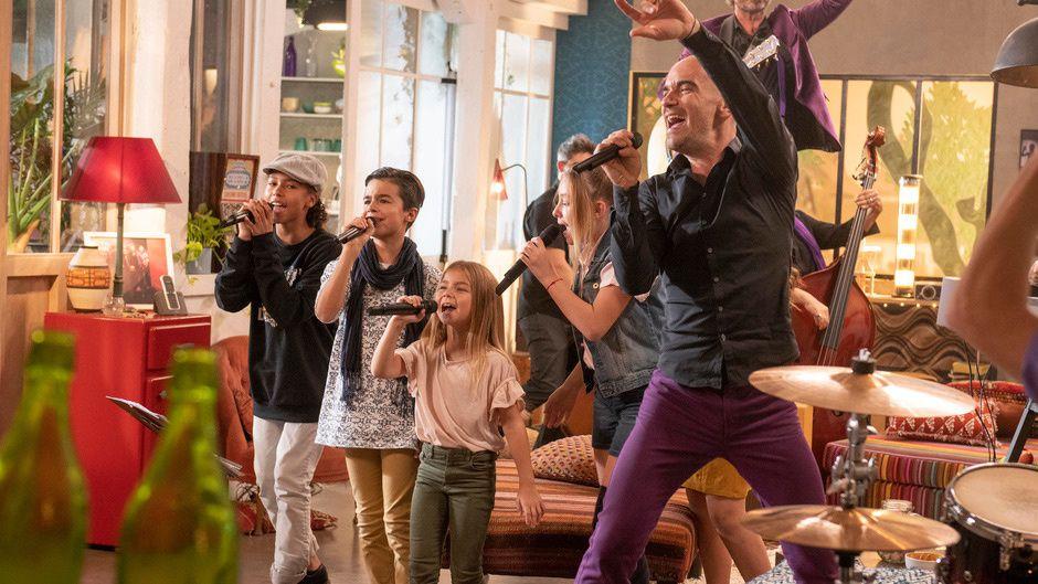 """""""Bienvenue chez Aldebert"""", émission musicale inédite le 14 décembre sur France 4"""