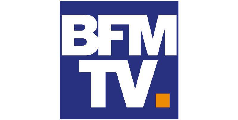 BFMTV, 5ème chaîne la plus regardée la semaine dernière