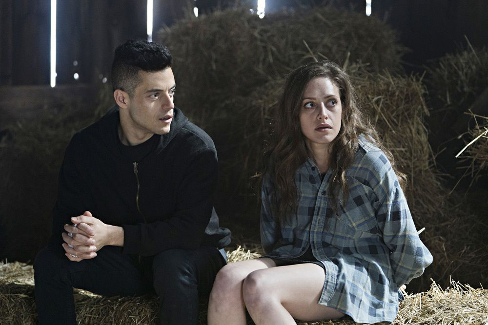 Mr. Robot - Saison 3 (Crédit photo : Universal Network)