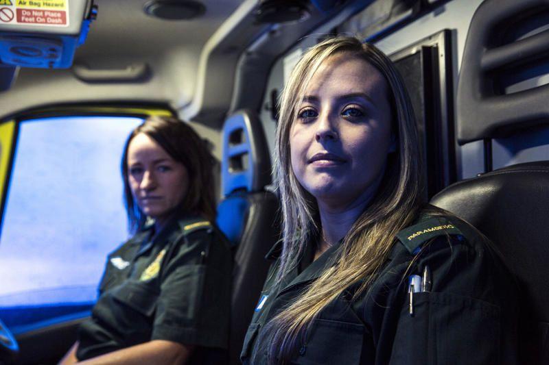 Ambulance (Crédit photo : Endemol Shine)