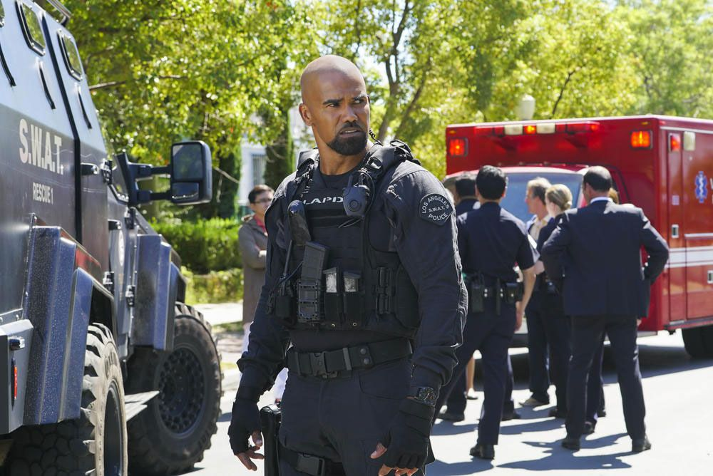 S.W.A.T. (Crédit photo : Bill Inoshita/CBS/Courtesy of Sony Pictures Television)