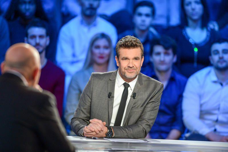 Hervé Mathoux (Crédit photo : Thierry Gromik / Canal+)