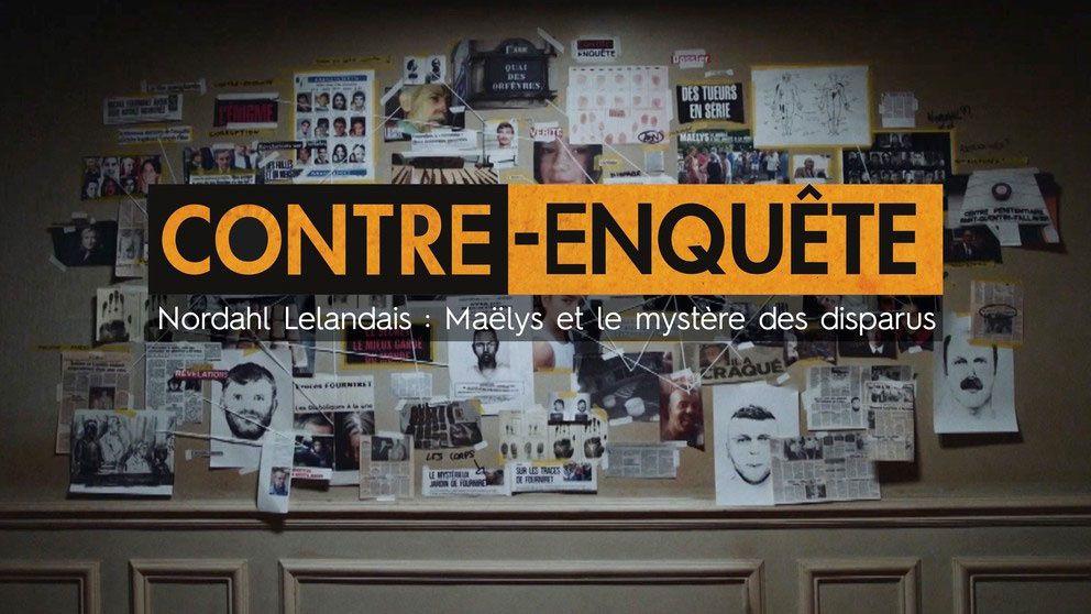 """""""Contre-Enquête"""", nouveau magazine présenté par Amandine Bégot dès le 14 mars sur M6"""