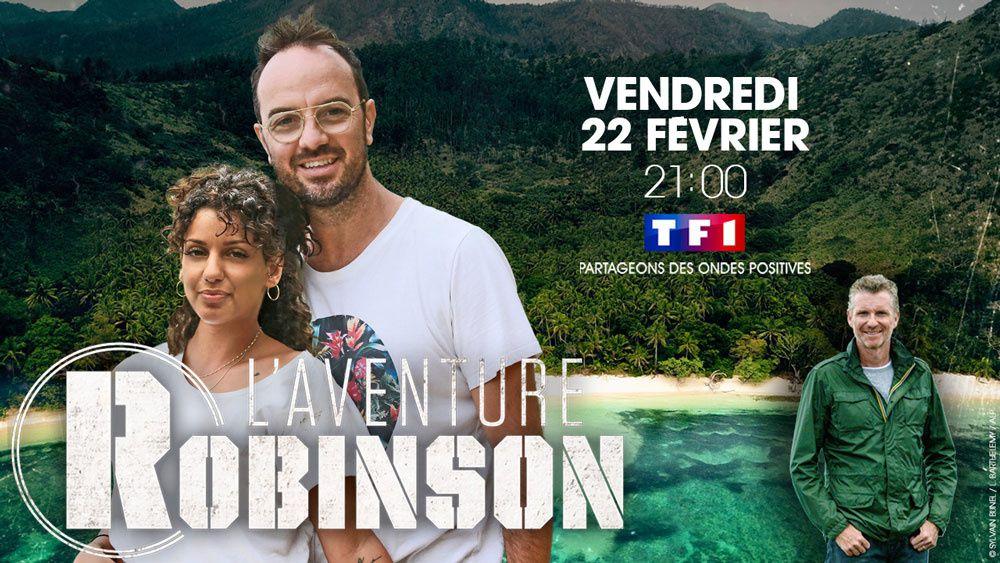"""Tal et Jarry s'embarquent dans """"L'aventure Robinson"""" ce soir sur TF1"""
