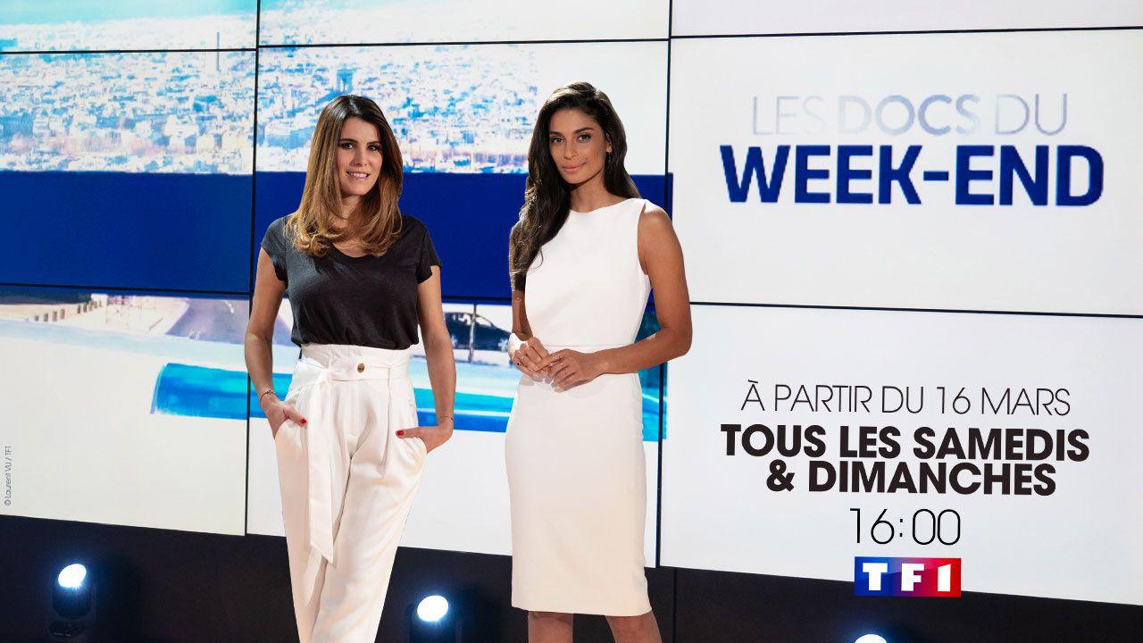 Karine Ferri et Tatiana Silva aux commandes d'une nouvelle case documentaire les week-end dès le 16 mars sur TF1