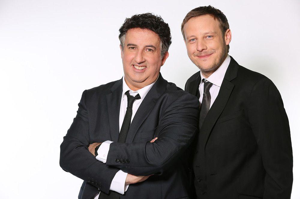 Philippe Chéreau et Christophe Agius