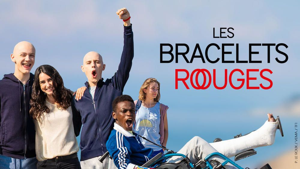Les bracelets rouges - Saison 2 (Crédit photo : Philipe Le Roux / Vema Production / TF1)