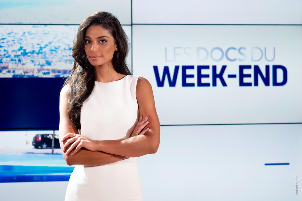 Tatiana Silva (Crédit photo : Laurent Vu / TF1)