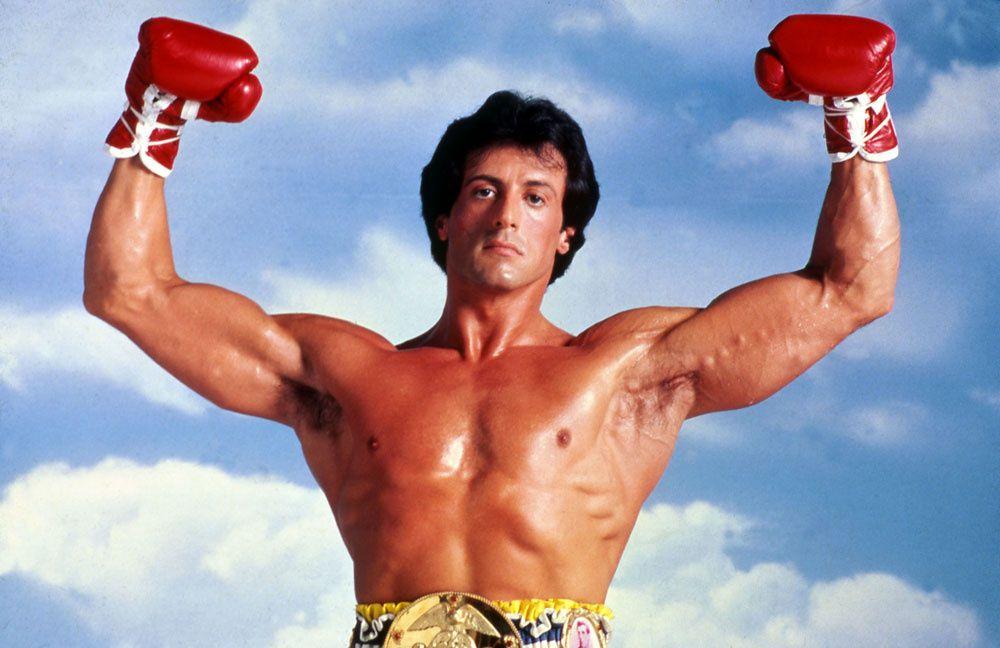 """Stallone, profession héros"""", portrait inédit de l'acteur américain le 26 avril sur ARTE"""