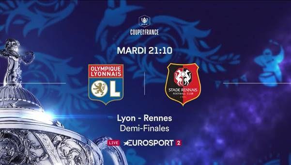 Coupe de France de football - Un dernier carré explosif à vivre sur Eurosport