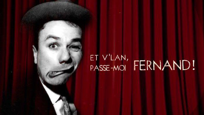 Fernand Reynaud à l'honneur ce soir sur Paris Première