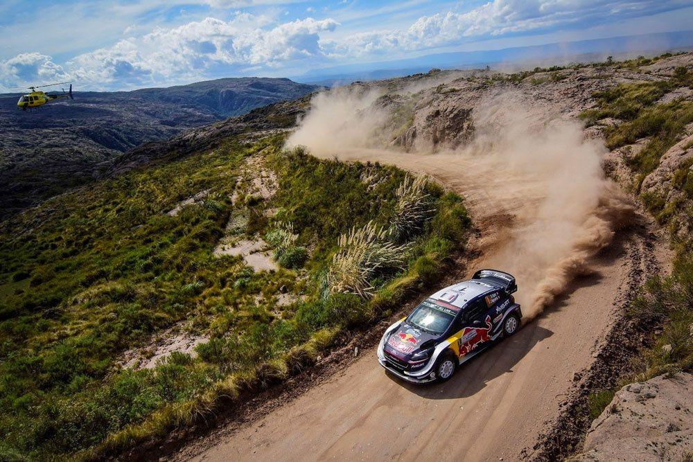 WRC - Le rallye d'Argentine à suivre sur les chaînes CANAL+