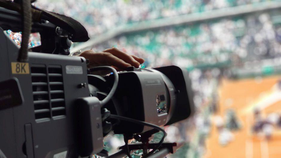 France Télévisions va tester la 8K pendant Roland Garros