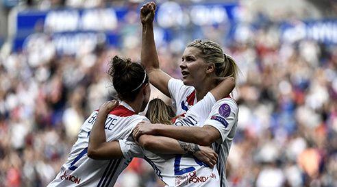 TMC diffusera le 18 mai la finale de la Ligue des Champions Féminine Lyon / FC Barcelone