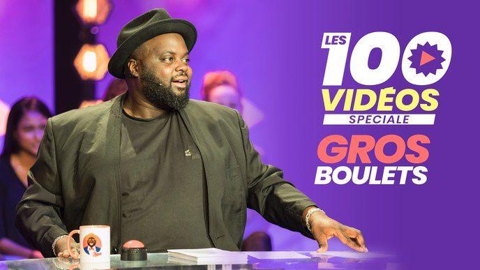 """Spéciale Gros Boulets dans """"Les 100 vidéos qui ont fait rire le monde"""" ce soir sur W9"""