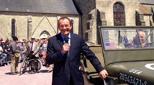 Pour le 75ème anniversaire du Débarquement, Jean-Pierre Pernaut aux commandes d'une édition spéciale ce jeudi sur TF1