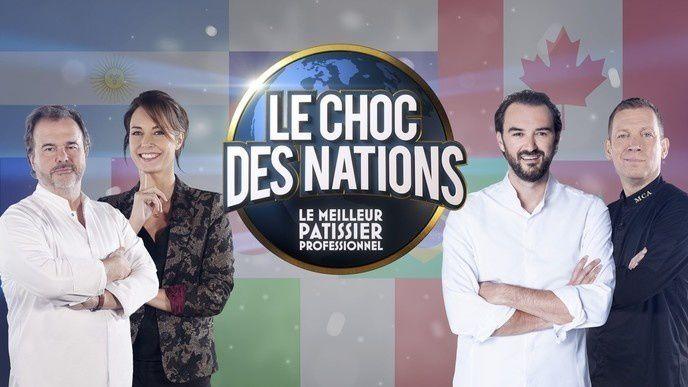 """La grande finale de """"Le Meilleur Pâtissier Professionnel : Le Choc Des Nations"""" ce soir sur M6"""