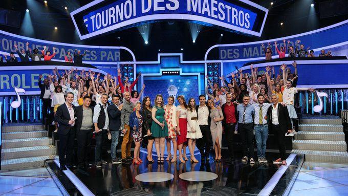 """""""N'oubliez pas les paroles: Le tournoi des maestros"""", la deuxième demi-finale ce soir sur France 2"""