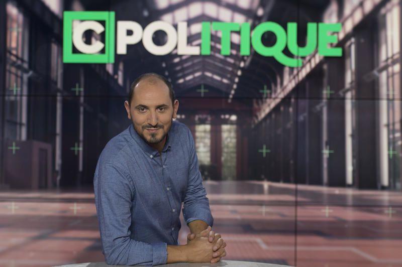 Karim Rissouli (Crédit photo : Nathalie Guyon / FTV)