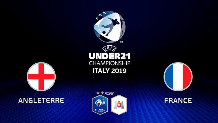 UEFA U21 Euro 2019 : Le match Angleterre / France à suivre en direct sur W9