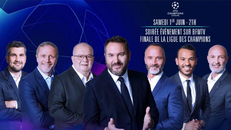 La finale de la Ligue des Champions Liverpool / Tottenham à suivre en direct sur BFMTV
