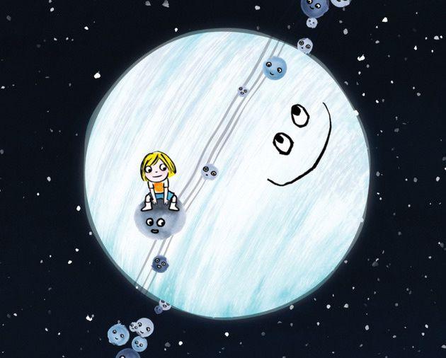 Petit Malabar va célébrer demain le premiers pas sur la lune sur France 5