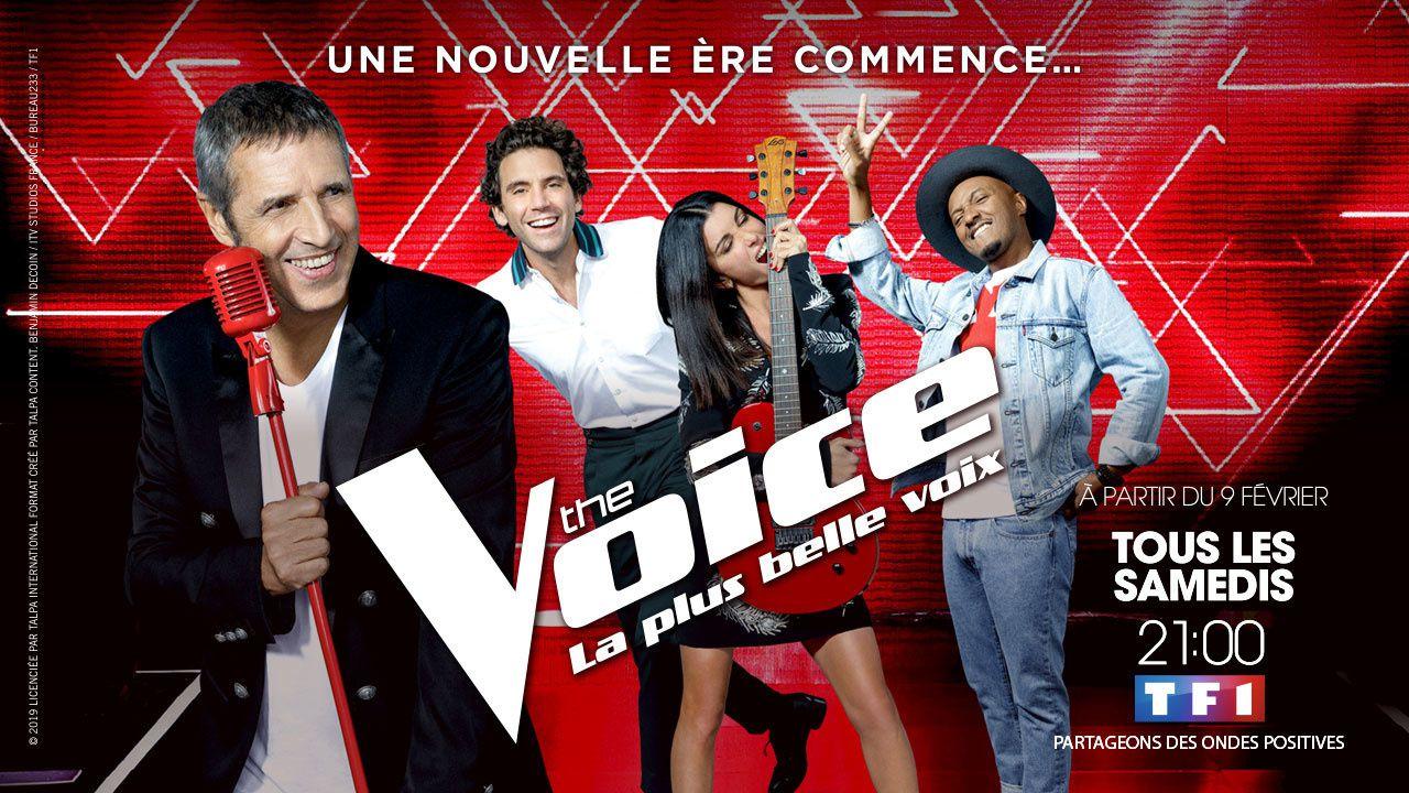 "Aya Nakamura, Patrick Bruel, Matt Pokora, Florent Pany, Vitaa, Slimane et Maëlle invités de la finale de ""The Voice"" ce soir sur TF1"