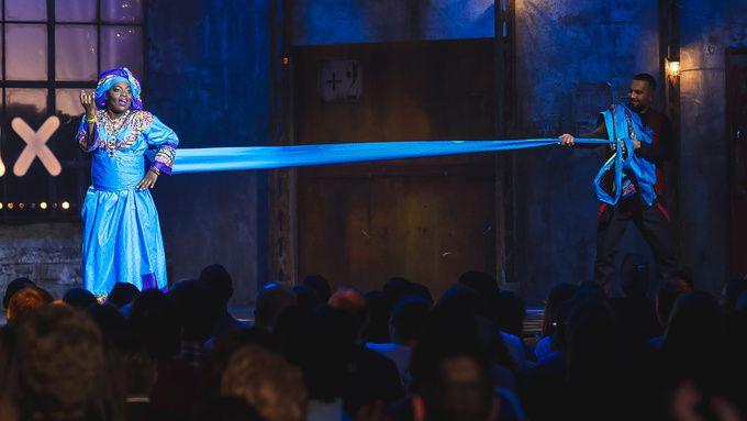 Le gala d'ouverture du Montreux Comedy Festival 2018 orchestrée par Claudia Tagbo diffusé ce soir sur France 4