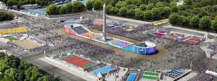 France Télévision fête ce dimanche l'Olympisme