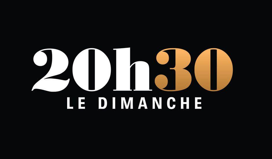 """Florent Pagny  et Maud Fontenoy invités de """"20h30 le dimanche"""" sur France 2"""