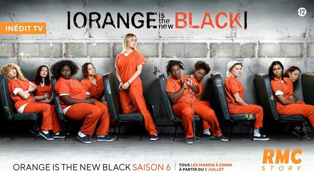 """La saison 6 d'""""Orange is the new Black"""" diffusée dès le 2 juillet sur RMC Story"""