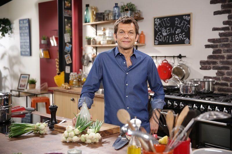 """Laurent Mariotte sur la route des vacances avec """"Petits Plats en Equilibre"""" sur TF1"""
