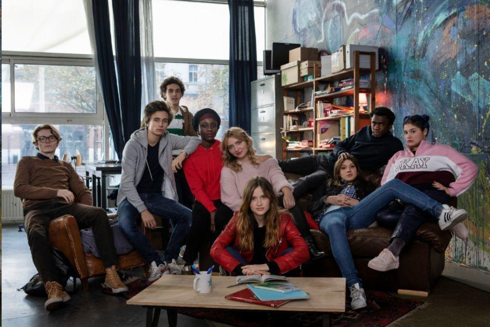 """La  5ème saison inédite de """"SKAM France"""" diffusée sur france.tv slash"""