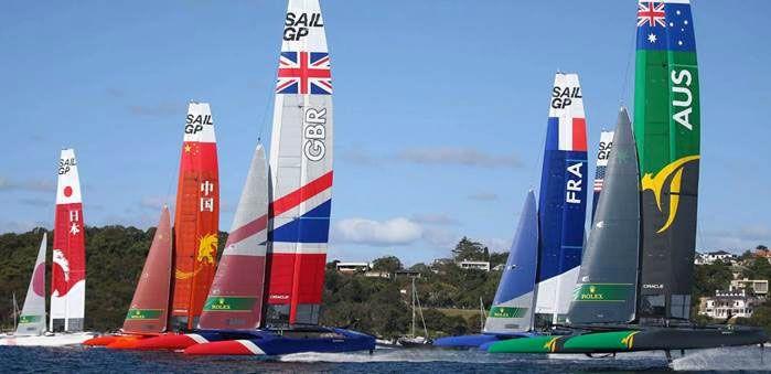 Voile - La troisième étape de la saison de Sail GP à suivre sur CANAL+SPORT