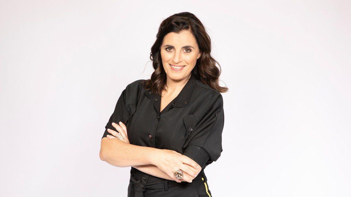 Sandrine Sarroche (Crédit photo : Renaud Corlouer / Paris Première)