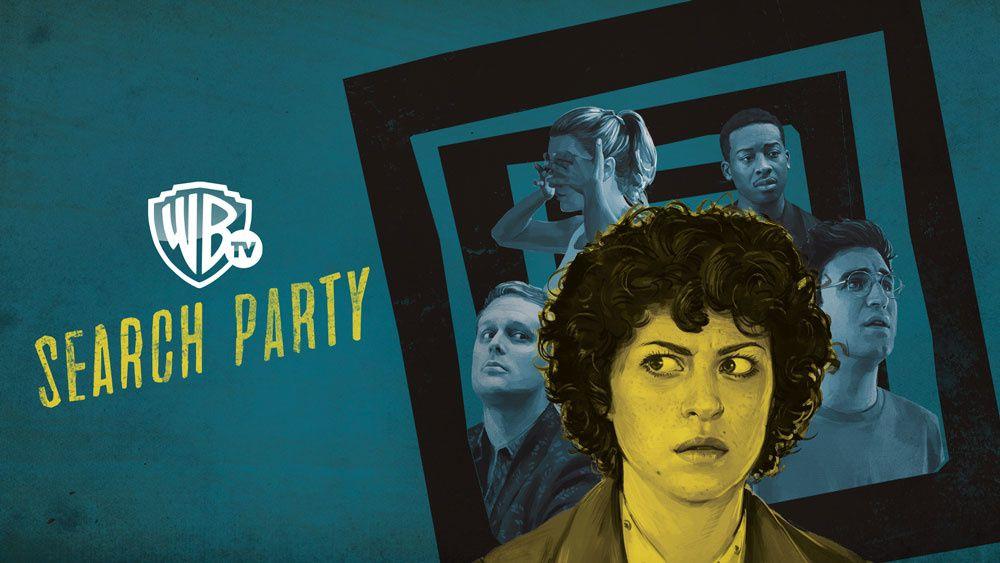 """La saison 2 de """"Search Party"""" diffusée dès ce soir sur Warner TV"""