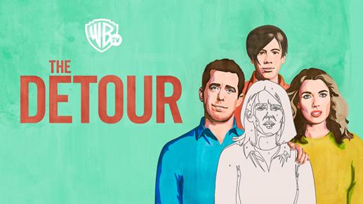 La saison 4 inédite de « The Detour » diffusée dès le 20 août sur Warner TV