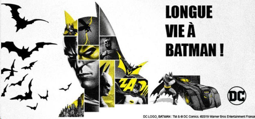 France 4 fêtera dès le 28 août les 80 ans de Batman