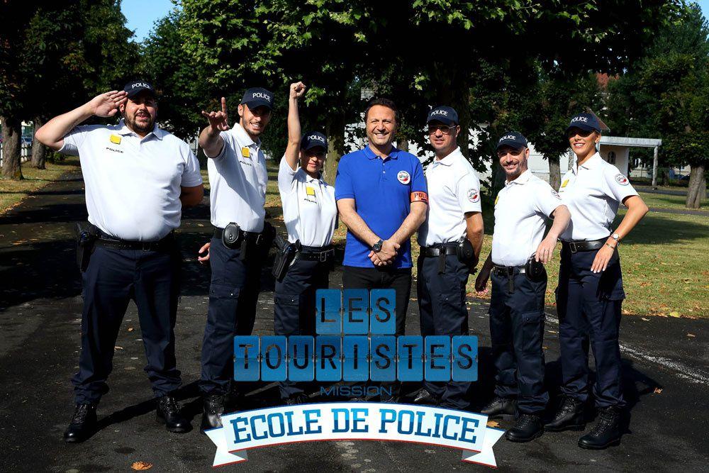 Direction l'école de police pour Jarry, Baptiste Giabiconi, Cartman, Camille Cerf, Denitsa Ikonomova et Artus ce soir sur TF1