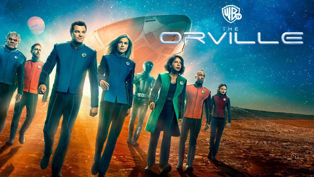 """La saison 2 inédite de """"The Orville"""" diffusée dès le 2 septembre sur Warner TV"""