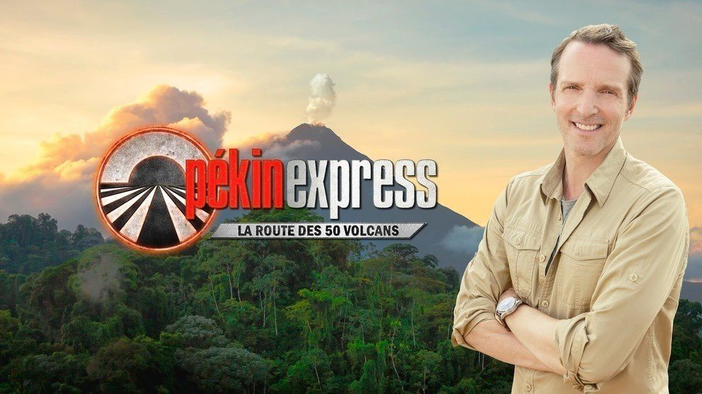 Pekin Express : La route des 50 volcans (Crédit photo : Patrick Robert / M6 / Shutterstock)