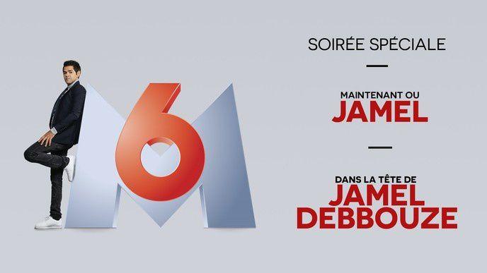 Un spectacle en direct de Jamel Debbouze suivi d'un documentaire ce soir sur M6