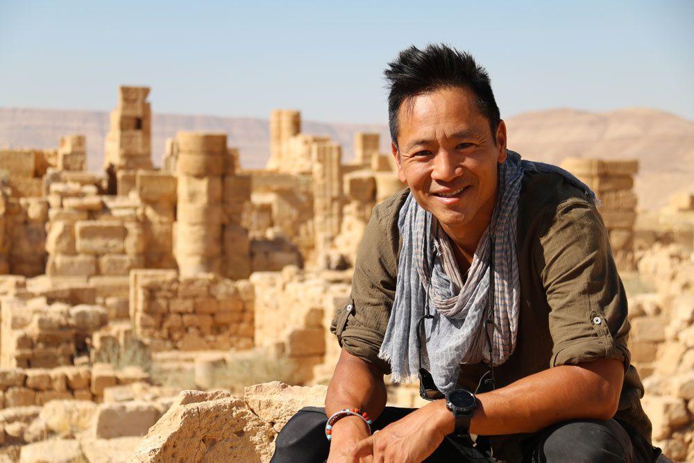 """Coup d'envoi de la série documentaire """"Les cités perdues d'Albert Lin"""" ce soir sur National Geographic"""